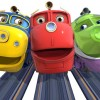 Chuggington Trains Action Playset