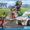 LEGO City 60042 High Speed Police Playset