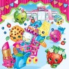 Shopkins Season 3 – Scoops Ice Cream Truck Playset