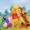 Winnie the Pooh Mega Bloks Train Station Playset