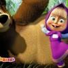 Masha and the Bear by Oleg Kuzovkov