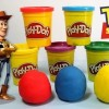 Play Doh Surprise Toys Toy Story 3