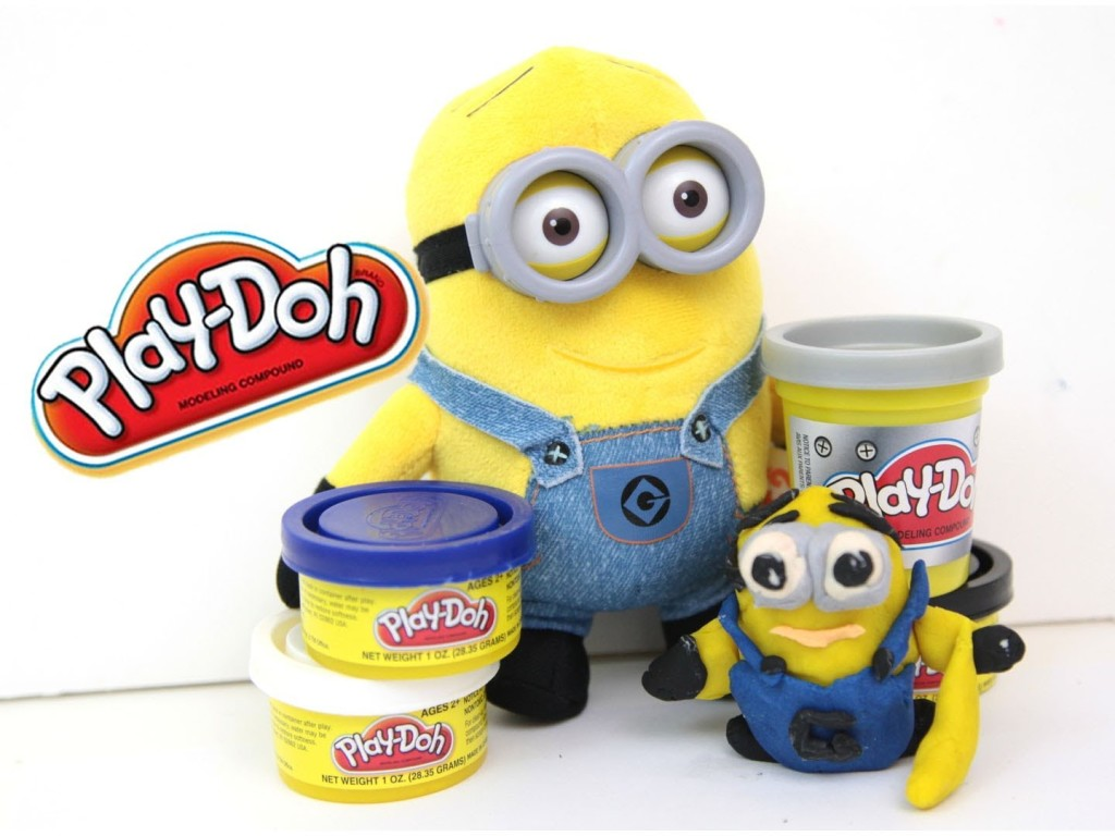 Play Doh Minions Makin' Mayhem Set Despicable Me Toys