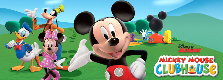 Disney Junior Toys - Mickey Mouse Clubhouse