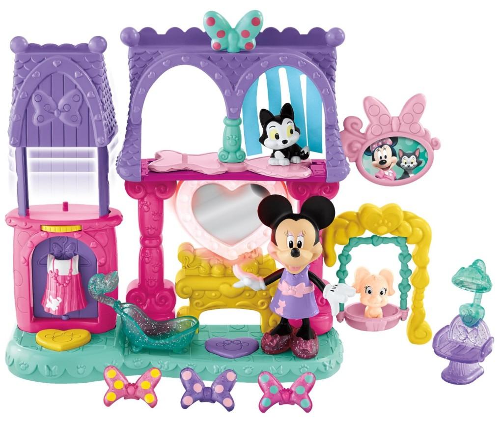Disney Minnie Mouse Bowtique Pampering Pets Salon
