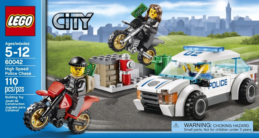 LEGO - City Police 60042 High Speed Police Chase