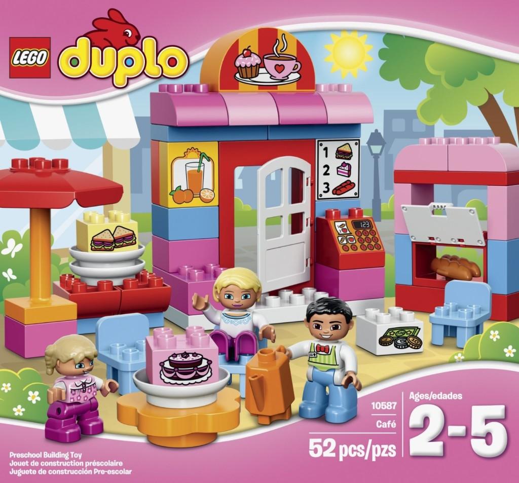 LEGO DUPLO - Cafe 10587 Building Toy