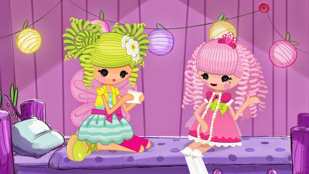 Lalaloopsy Girls Peanut Big