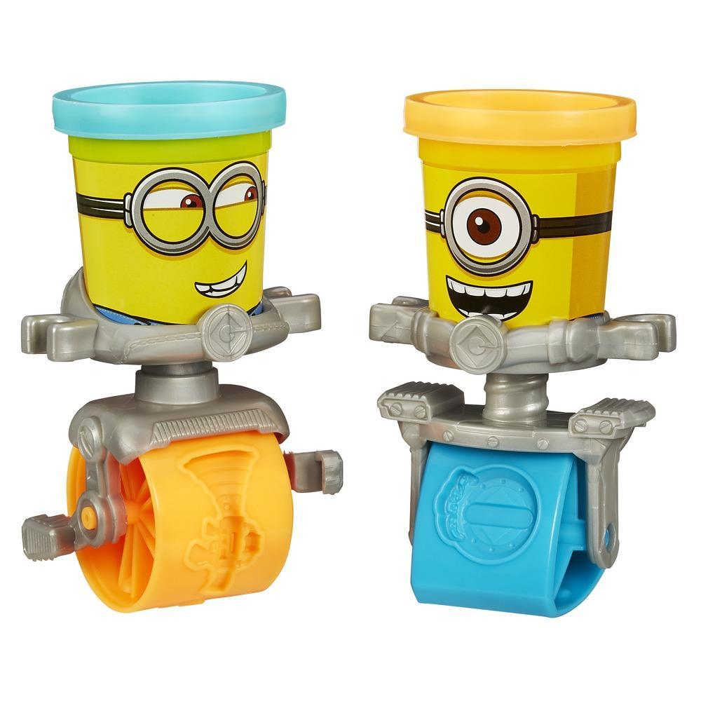 Play Doh Minions Stamp & Roll Toy Review Featuring Despicable Me