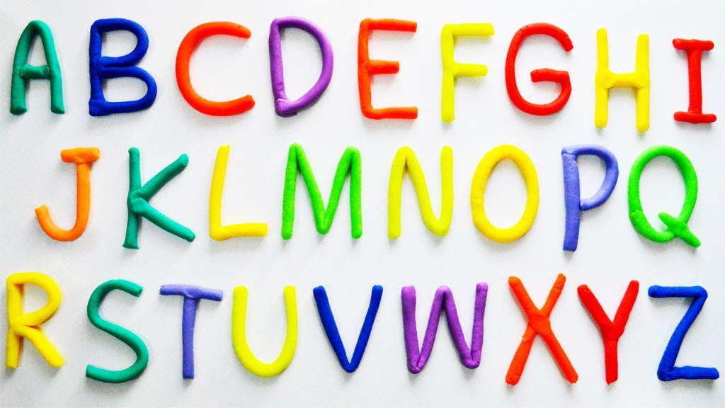 Alphabet Train - Learning Letters