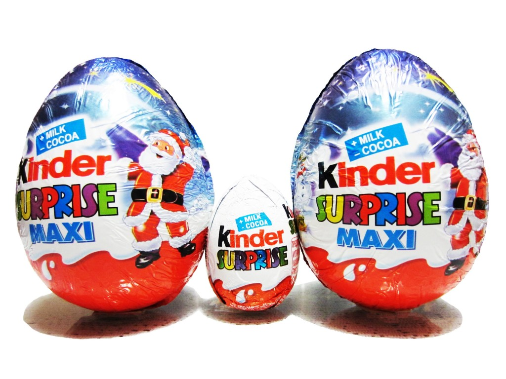 Kinder MAXI Surprise Eggs