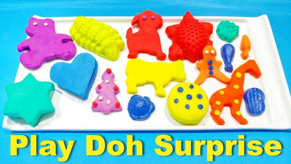 Play Doh Surprise