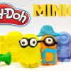 Despicable Me 2 Toys NEW Heart Play Doh Surprise Figure