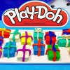 Play Doh Birthday Surprise With Hidden Toys