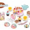 DIY Fruit Cake Toy Delicious Birthday Fruit Cake Playset