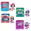 Littlest Pet Shop Mini Style Set with LPS Ice Cream Frenzy Playset