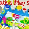 Playgo 42 Piece Play Set & Creative Fun with Play Doh